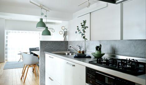 キッチン 事例 写真