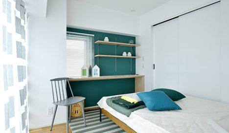 個室 リノベーション モデルルーム
